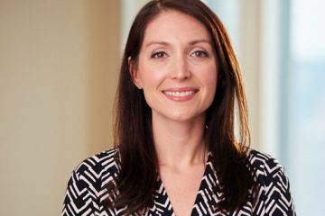 Portrait of Jackie Topol, senior clinical dietitian at NewYork-Presbyterian/Weill Cornell Medical Center