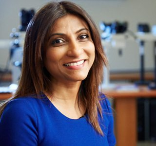 Portrait of Dr. Rema Rao