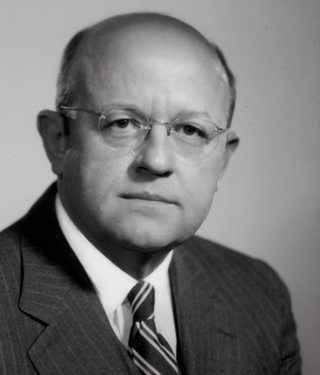 Portrait of Dr. Charles J. Campbell