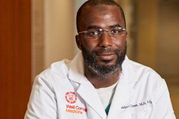 Portrait of Dr. Babacar Cisse