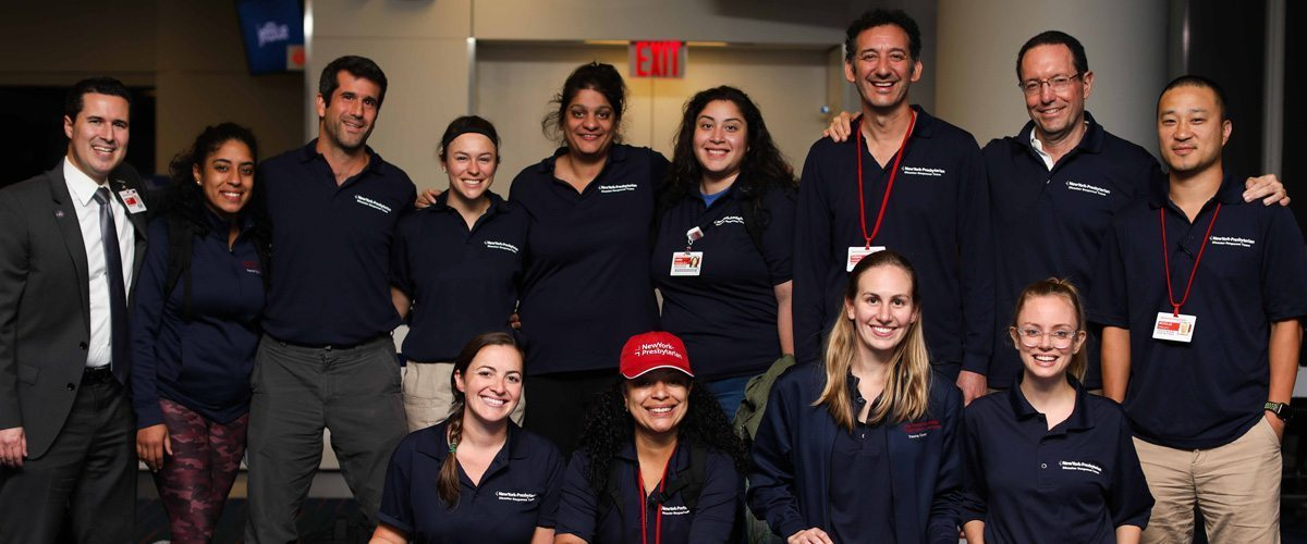 Portrait of healthcare providers