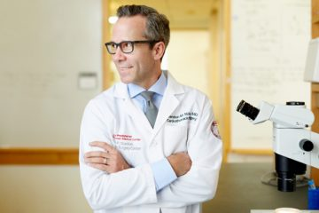 Portrait of Dr. Brendon Stiles