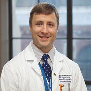 Portrait of Dr. Adam Griesemer