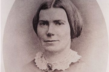 Portrait of Dr. Elizabeth Blackwell