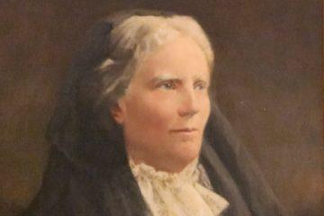 Painting of Elizabeth Blackwell