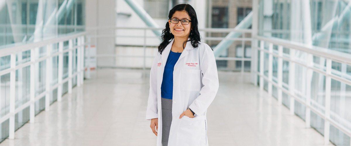 Portrait of Dr. Jenny Ruiz