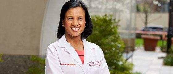 Inside NYP: Dr. Renuka Gupta