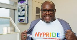 Meet A Nuclear Pharmacist Who Moonlights as a Pride DJ