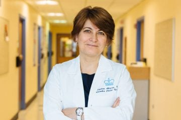 Portrait of Dr. Cigdem Akman
