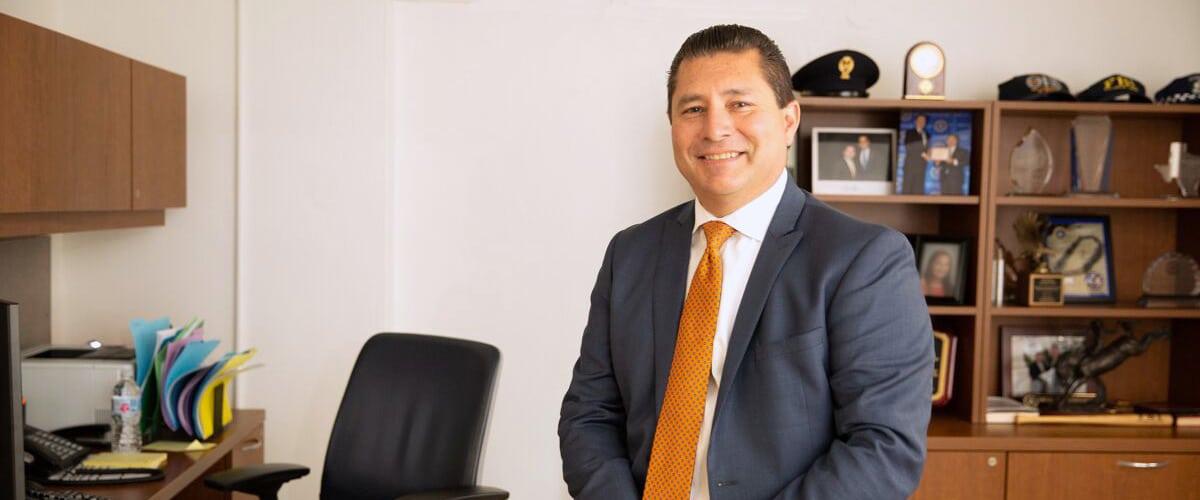 Portrait of Diego Rodriguez