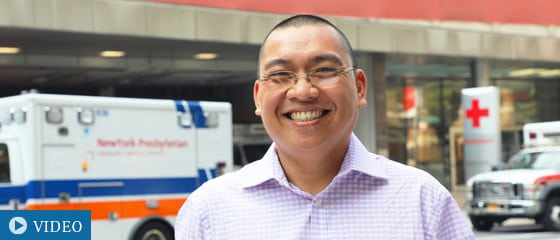 How a Visit to a Telehealth Kiosk Helped Save Ron Wuaten's Life