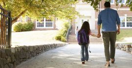 How To Help Kids Handle Back-To-School Jitters