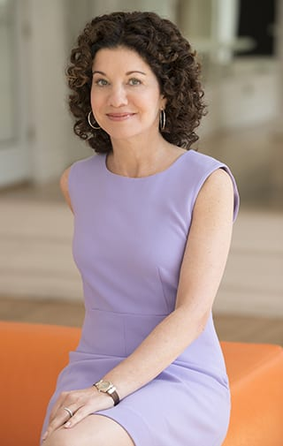 Portrait of Dr. Gail Saltz