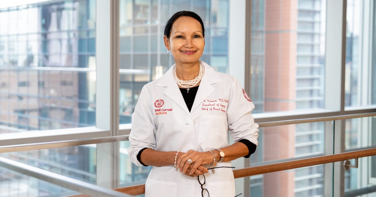 Dr  Lisa Newman's Commitment To Advancing Breast Cancer Care