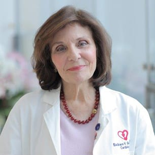 Portrait of Dr. Elsa-Grace Giardina