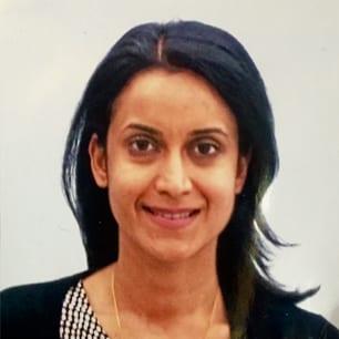 Portrait of Dr. Kumudha Ramasubbu