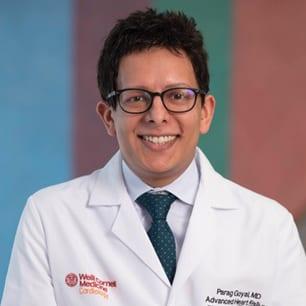 Portrait of Dr. Parag Goyal