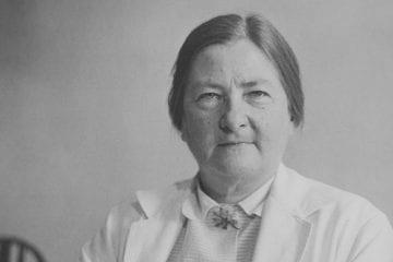 Portrait of Dr. Dorothy Andersen