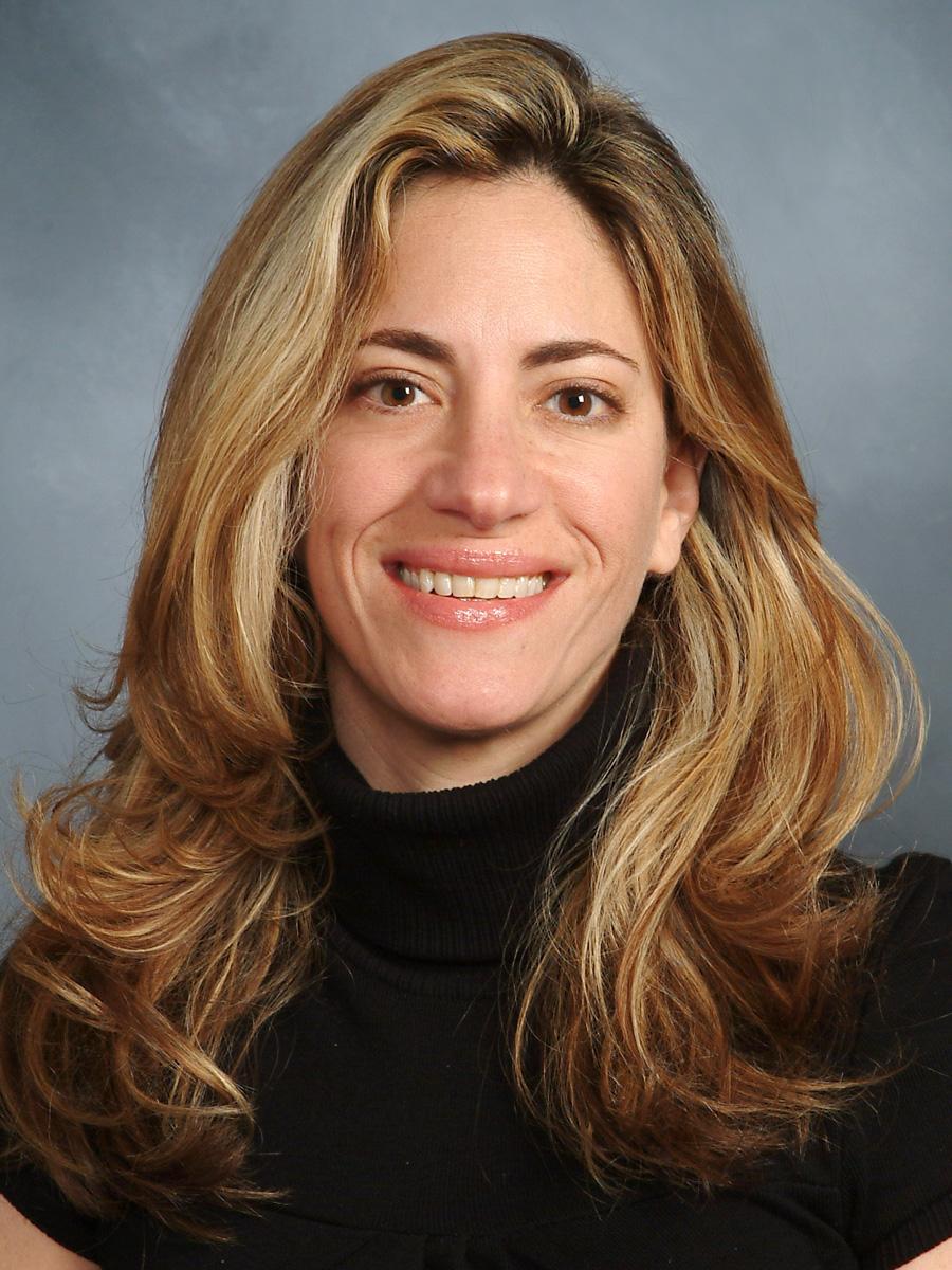 Portrait of Dr. Felice Schnoll-Sussman