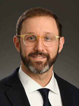 Portrait of Dr. Zev Williams