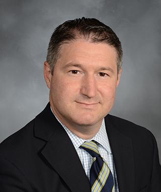 Portrait of Dr. Dana Lukin