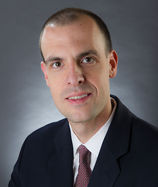 Portrait of Dr. Jason Wright, gynecologic cancer expert