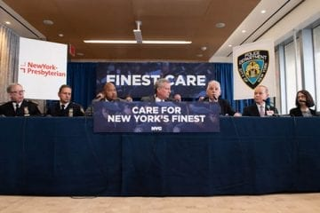 nyp announces finest care program with nypd