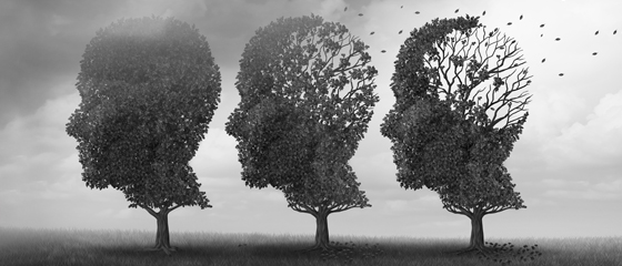 Is it Alzheimer's or Aging?