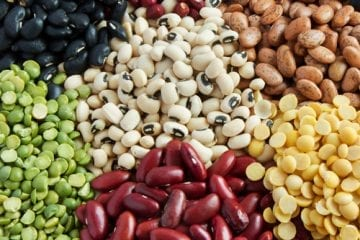 Image of healthy legumes