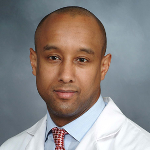 Dr. Berhane Worku, one of 5 doctors providing heart health tips.
