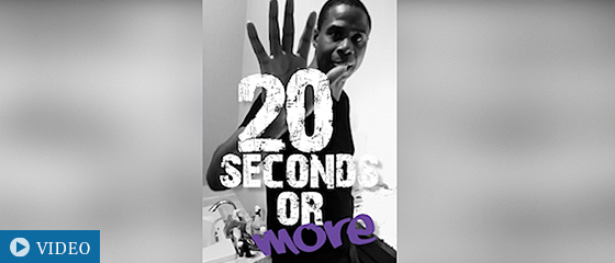Wash Your Hands: 20 Seconds or More