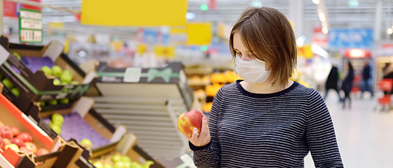 Tips to Stay Safe While Grocery Shopping