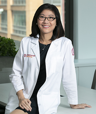 Dr. JudyTung, expert on how to treat yourself at home for COVID-19.