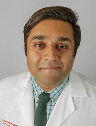 Dr. Ashwin Vasan
