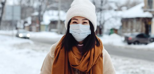 How to Breathe Better With a Mask
