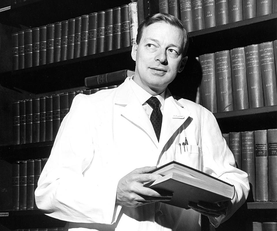 Dr. Fritz Fuchs