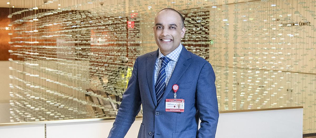 Dr. Ramakrishna headshot