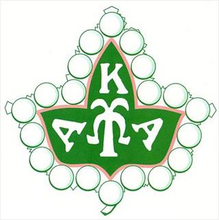 A sorority symbol