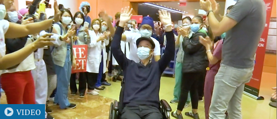 Dr. Tomoaki Kato: 'I Survived Because of Everybody's Hard Work'