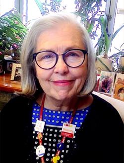 Dr. Mary Ward