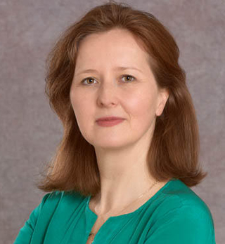 Dr. Magdalena Sobieszczyk, expert on the COVID-19 vaccine.