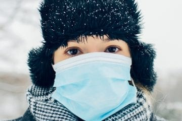 pandemic winter image