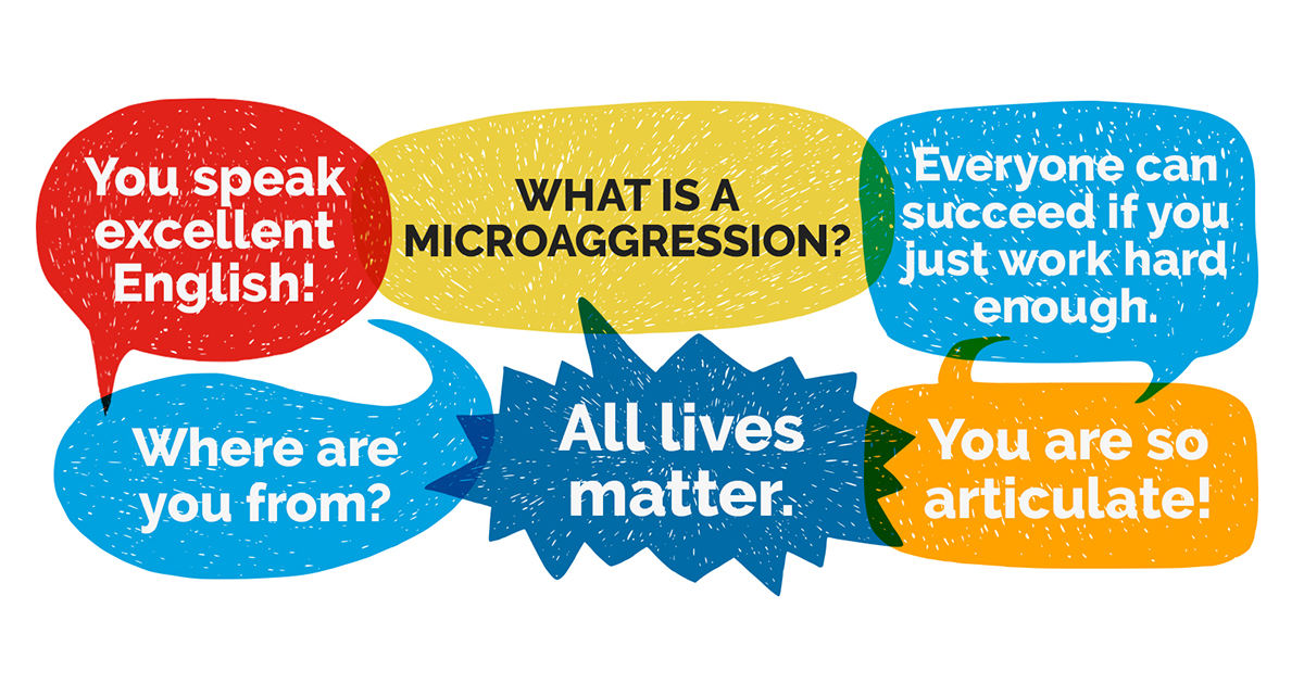 What is a Microaggression? What to Know About These Everyday Slights