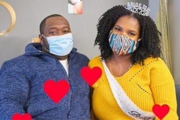 Teon Kennedy proposed to Martine Drouillard at the NYP NICU
